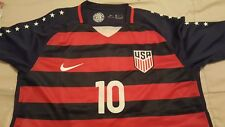 2017 USA Nike soccer jersey PULISIC 2XL Gold Cup Edition NWT  XMAS GIFT #10