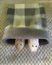 Large Luxury Snuggle Pouch Guinea Pig, Hedgehog,ferret Etc