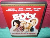 EDTV - MCCONAUGHEY - HURLEY - HARRELSON - dvd