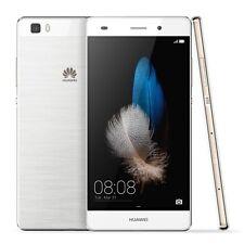 SMARTPHONE HUAWEI P8 LITE 2016 WHITE BIANCO 16 GB GARANZIA ITA 24 MESI BRAND