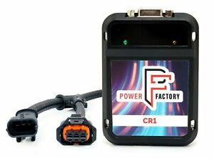 AU Power Box for VW Crafter Mk1 I (2E,2F) 2.5 TDI 136 HP Chip Tuning Diesel CR1