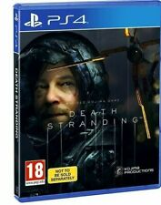 Death Stranding PS4 NEW SEALED DISPATCHING TODAY ORDERS BY 2 P.M.
