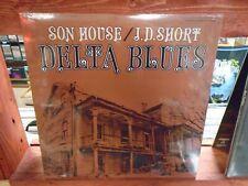 Son House / J.D. Short Delta Blues LP NEW vinyl