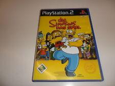 PlayStation 2  PS 2  Die Simpsons - Das Spiel