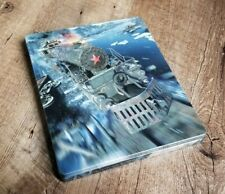 Metro Exodus Limited Edition Aurora Train Steelbook Case [G2] *NEW/MINT*