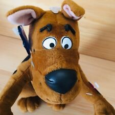"""10"""" Scooby Doo Bendable Plush Toy * Applause *"""