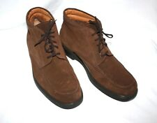 Men's Flexa by FRATELLI ROSSETTI  Brown Suede Desert Boot Size 13 D