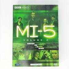 ~~ DVD MI-5: Vol. 4 BBC Video Season Four Set ~~