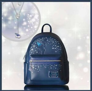 EIGHT3FIVE x LOUNGEFLY EXCLUSIVE - Fantasia Mini Backpack & Necklace