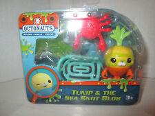 Fisher Price Octonauts Playset Figures Octo-Crew Vegimals Tunip Sea Snot Blob