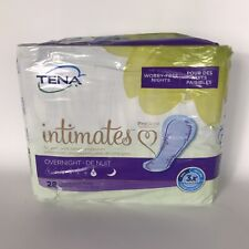 """TENA Intimates Overnight Incontinence Pads, 16"""" Long, Heavy Absorbency 28 Count"""