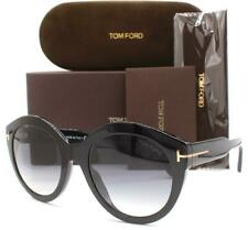 Tom Ford Rosanna TF661 661 Sunglasses Black 01B Authentic 54mm