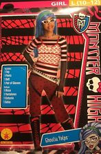Monster High Ghoulia Yelps Costume Girl L(10-12)