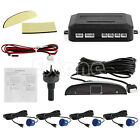 LED Display 4 Parking Sensors Car Auto Backup Reverse Radar System Alarm Kit New