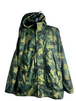 LRG Roots and Equipment Men's Full Zip Camouflage Hooded Jacket 4XL