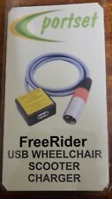 Wheelchair USB 5V Charger
