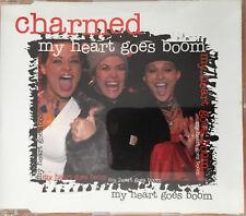 CD SINGLE EUROVISION NORWAY NORUEGA 2000 CHARMED MY HEART GOES BOOM