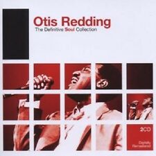 "OTIS REDDING ""THE DEFINITIVE SOUL COLLECTION"" 2 CD NEU"