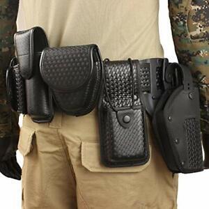 LytHarvest 10-in-1 Police Duty Utility Belt Rig, Security Guard Modular Law