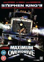 Maximum Overdrive [DVD][Region 2]