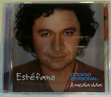 CODIGO PERSONAL A MEDIA VIDA [Import] by ESTEFANO (CD, 2005-Colombia-Universal)