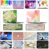 """Multi-Colored Pattern Hard Protector Case for New Pro 13""""A1706 A1708 A1989 A2159"""