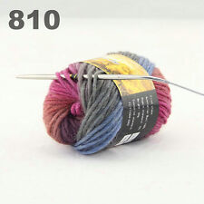1ballx50g soft new Chunky Hand Coarse Knitting Scores 100% wool yarn Sale