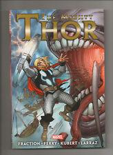 The Mighty Thor Volume 2 - Matt Fraction Hardcover - (Grade 9.2) 2012