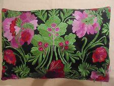 Designers Guild & Christian Lacroix Bataille De Fleurs Bougainvillier Embroidery