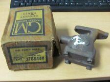 NOS 62 63 Chevy II Nova Oil Pump GM 3788449 1962 1963