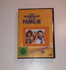 eine schrecklich nette familie staffel 3 dvd