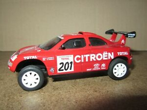 429Q ixo altaya Citroën Zx Rally Raid #201 Dakar 1996 Lartigue 1:43