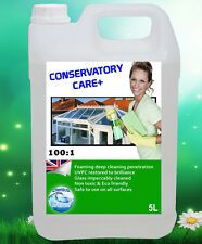 Conservatory Roof & UPVC Panel Cleaner 5 Litre