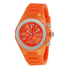 Michele Tahitian Jelly Bean Chronograph Ladies Watch MWW12F000073