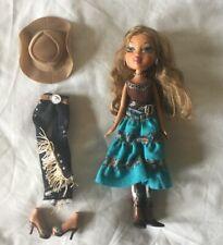 Bratz - Rodeo Wild Wild West Yasmin, Doll + Accessories, Great Condition
