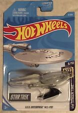 hot wheels star trek uss enterprise