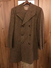 Polo Ralph Lauren 40 Regular Short Officers Coat Virgin Wool Made In Italy NEW