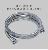 Stainless Steel Shower Hose, 60 Inches Long Chrome Handheld Shower Head
