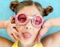 BLING2o Swim Goggles :: BOYS & GIRLS:: Anti Fog::100%UV Protection::Latex FREE
