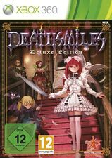Deathsmiles -- Deluxe Edition (Microsoft Xbox 360, 2011, DVD-Box)