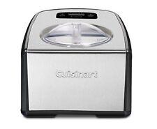 Cuisinart ICE-100 Compressor Ice Cream and Gelato Maker Silver 1-1/2-Quart