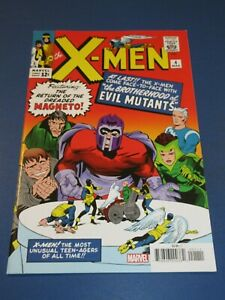 X-men #4 Facsimile Reprint 1st Scarlet Witch 1st Quicksilver Key VFNM