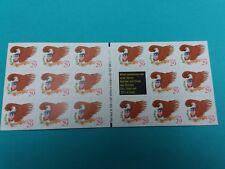 Eagle Stamp 1992 Mint 2597 booklet#