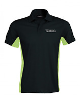 Valtra Tractor Combine Two Tone Quality Printed Heavyweight Polo Shirt
