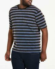 Acid wash stripe T-shirt from JACAMO 3xl   bnip