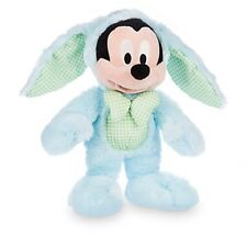 MICKEY MOUSE EASTER BUNNY PLUSH 2016 GENUINE AUTHENTIC DISNEY STORE PATCH NWT