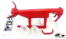 The Original Cowboy Toy Team Roping Toy Red New Free Shipping