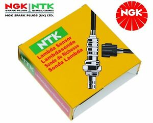 OXYGEN SENSOR REAR FORD FOCUS 2.0i ST170 GENUINE NGK REAR LAMBDA SENSOR