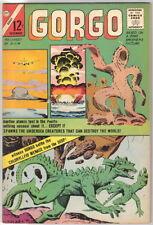 Charlton Comics, Gorgo Movie Comic #16 Dec 1963 Very Good Condition
