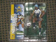Johnathan Thurston North Qld Cowboys Figurine Brand New  Un opened Un Signed